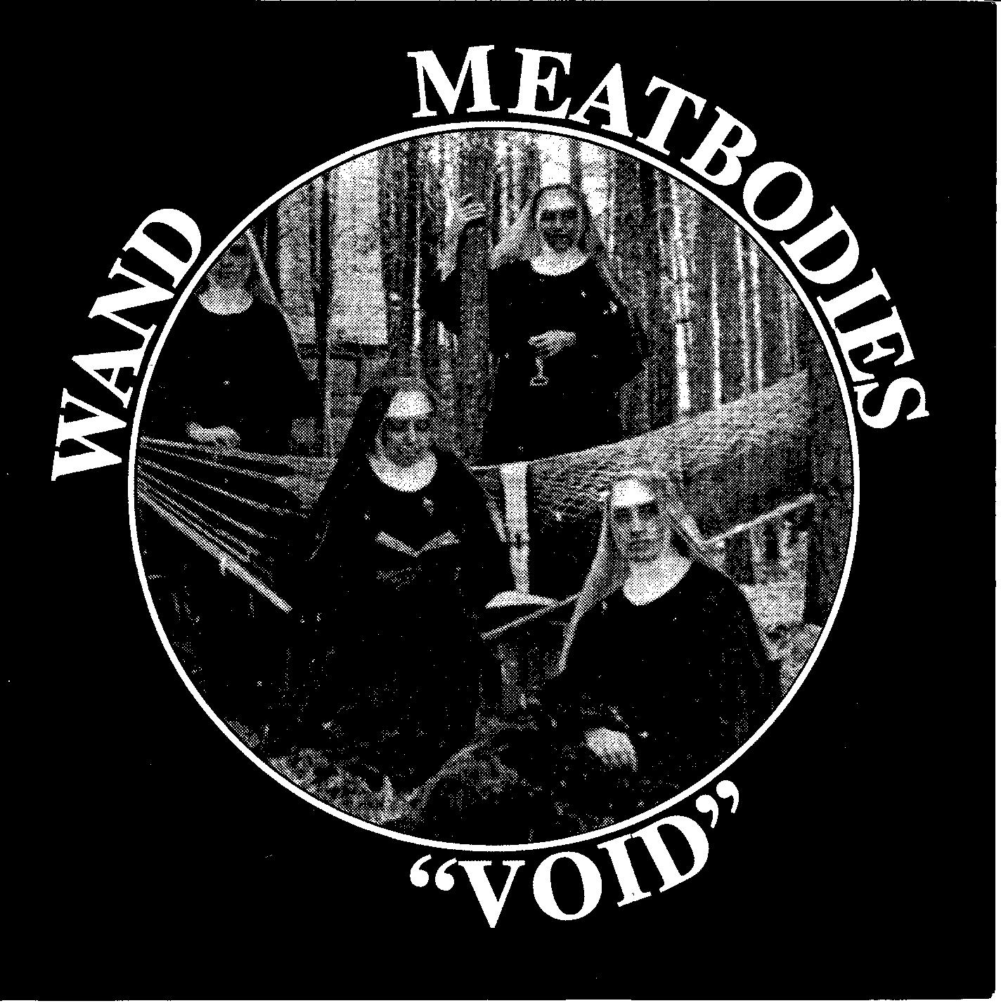 Meatbodies/Wand - Void 7""