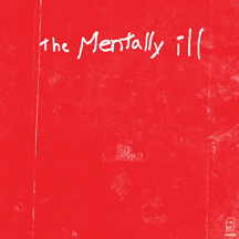 Mentally Ill - Strike The Bottom Red lp (Last Laugh Records)