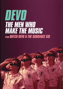 Devo - The Men Who Make The Music dvd (MVD)