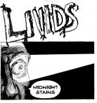 "Livids - Midnight Stains 7"" (Goodbye Boozy)"