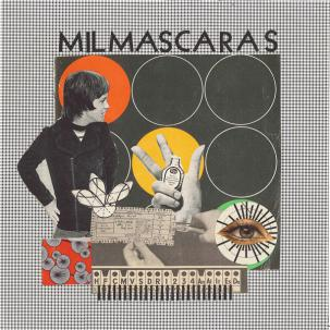 "Mil Mascaras - Fuzz 7"" (Hozac Records)"