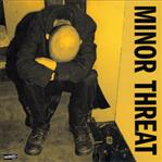 "Minor Threat - self-titled 12"" ep (Dischord)"