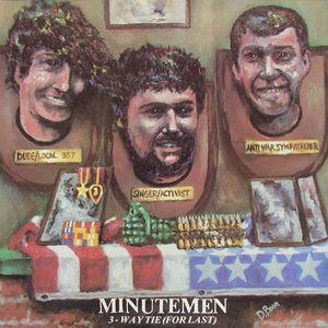Minutemen - 3-Way Tie For Last lp (SST)