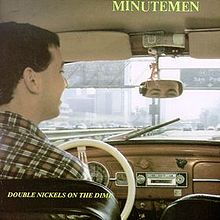 Minutemen - Double Nickels On the Dime cd (SST)