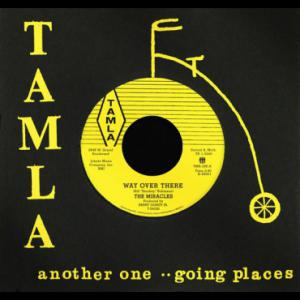 "The Miracles - Way Over There 7"" (Tamla/3rd Man)"