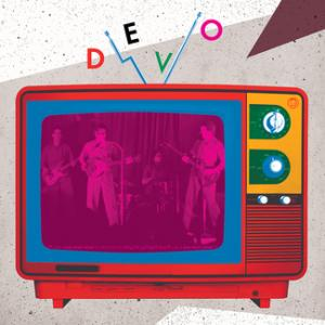 Devo - Miracle Witness Hour lp HOT DUST (Futurismo)