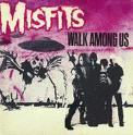 "Misfits - Walk Among Us lp ( ""Ruby""Fan Club)"
