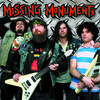 Missing Monuments - s/t cd (Dirtnap Records)