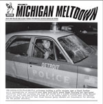 Michigan Meltdown Volume 2 lp (Coney Dog Records)