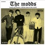 "Modds - Leave My House 7"" (Groovie Records PORTUGAL)"