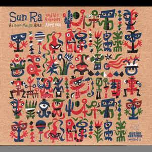 Sun Ra - At Inter Media Arts April 19 3lp (Modern Harmonic)