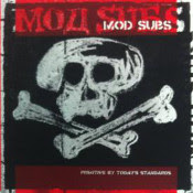 Mod Subs - Primitive By Today's Standards lp (Steady Sounds)