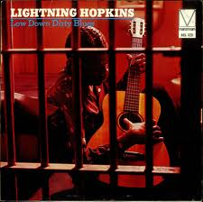 Lightning Hopkins - Low Down Dirty Blues lp (Mainstream)