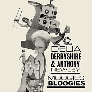 "Derbyshire & Newley - Moogies Bloogies 7"" (Trunk)"
