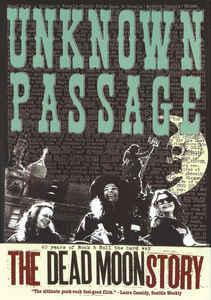 Unknown Passage - The Dead Moon Story DVD (Tombstone)