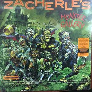 John Zacherle - Zacherle's Monster Gallery lp (Rhino)