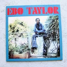 Ebo Taylor - s/t lp (Mr Bongo Records)