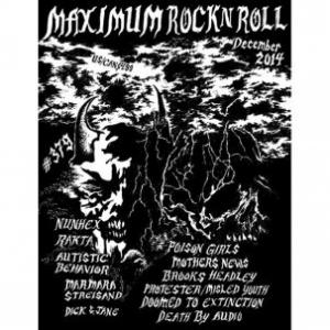 Maximum Rock N Roll December 2014
