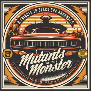 Mutants of the Monster - Tribute To Black Oak Arkansas dbl lp
