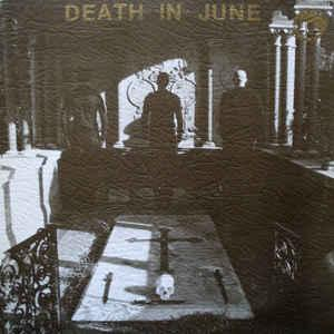 "Death In June - Nada! lp ( ""June Records"")"
