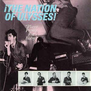 The Nation of Ulysses! - Plays Pretty For Baby lp (Dischord)