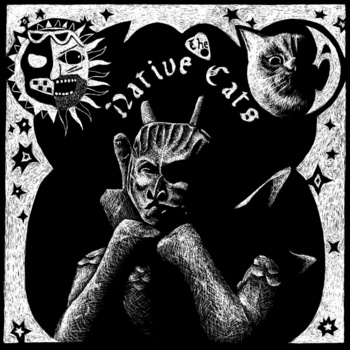 "Uv Race/Native Cats - split 7"" (Ride The Snake)"
