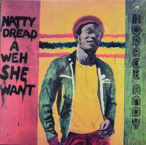 Horace Andy - Natty Dread A Weh She Want lp (Kingston Sounds)