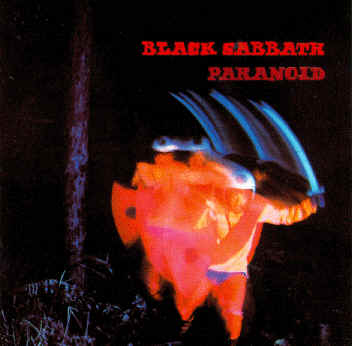 Black Sabbath - Paranoid lp (RHINO)