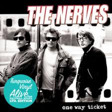 Nerves - One Way Ticket lp (Bomp)