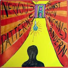 "Nervous Patterns/River City Tanlines - split 7"" (Red Lounge)"