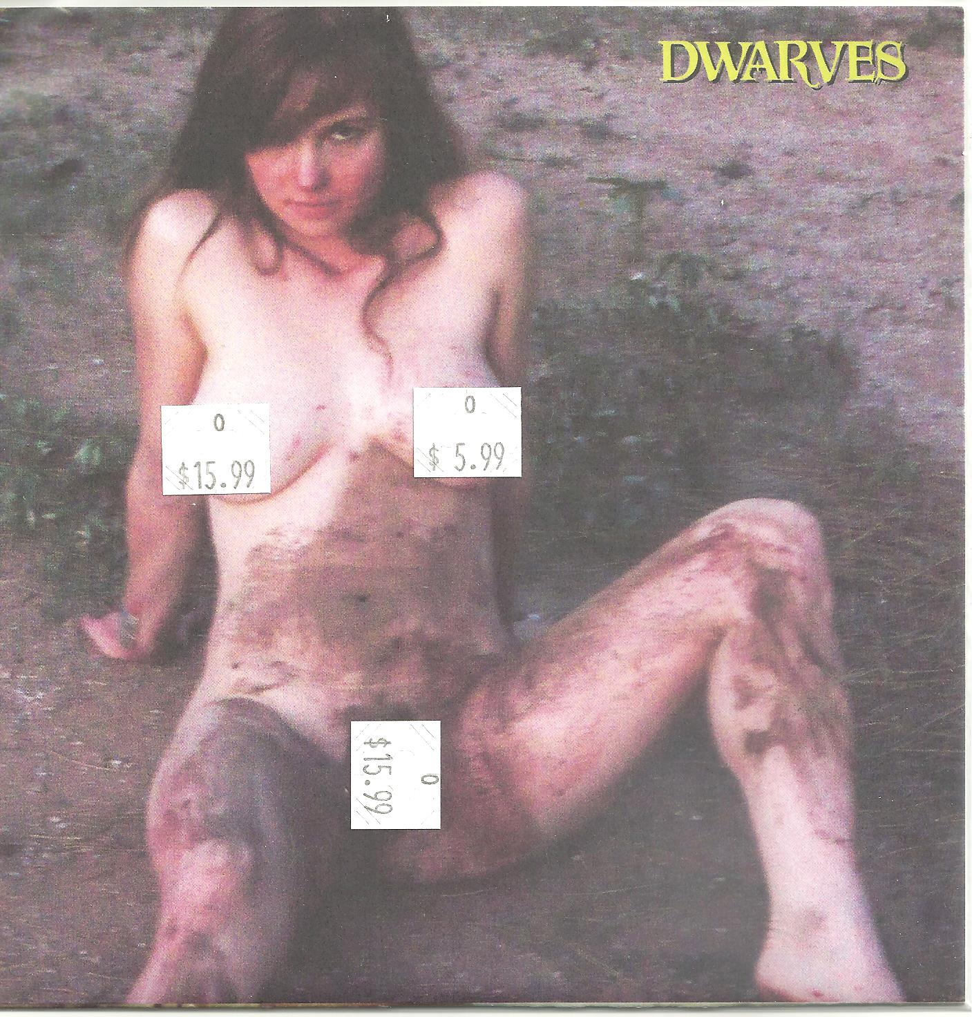 "Dwarves - Trailer Trash 7"" (Recess/Greedy)"