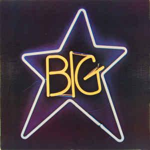 Big Star - #1 Record PURPLE WAX lp (4 Men With Beards)