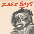 Zero Boys - Monkey lp (Z-Disk Records)