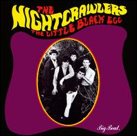 Nightcrawlers - Little Black Egg cd (Big Beat UK)