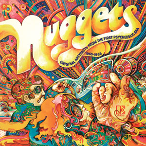 Nuggets 40th Anniversary Edition dbl lp (Rhino)