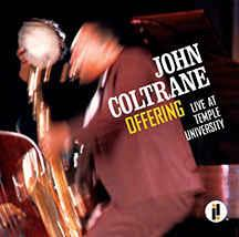 John Coltrane - Offering Live @ Temple University dbl lp