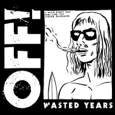 Off! - Wasted Years cd (Vice Records)