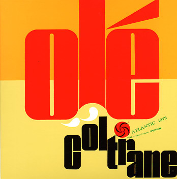 John Coltrane - Ole lp (Rhino/Atlantic)