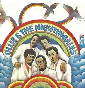 Ollie & The Nightingales - s/t lp (Stax/Scorpio)