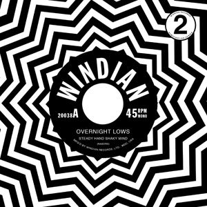 "Overnight Lows - Bullshit Self 7"" (Windian Records)"