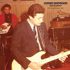 Khorshid,Omar - Live In Australia lp (Sublime Frequencies)