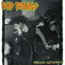 "Bad Brains - Omega Sessions 10"" (Victory Records)"