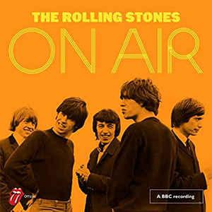 The Rolling Stones - On Air dbl lp (ABKCO/Polydor)