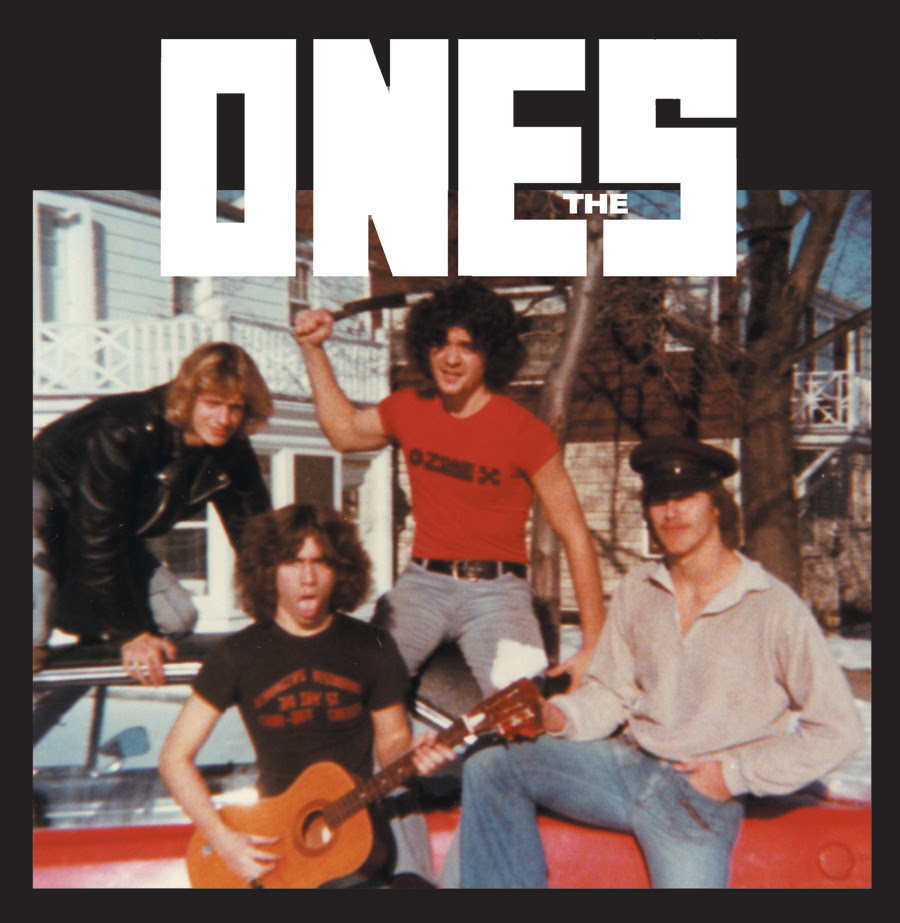 "Ones - cd + 7"" (Rerun Records)"