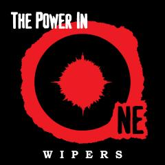 Wipers - The Power In One lp (Jackpot Records)