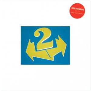 "Real Numbers - Only Two Can Play 12"" (3 Dimensional)"