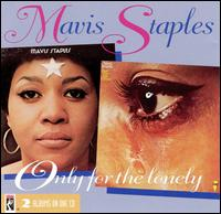 Mavis Staples - Only The Lonely cd (Stax/Volt)