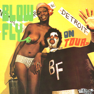 Blowfly - On Tour lp (Weird World Records)
