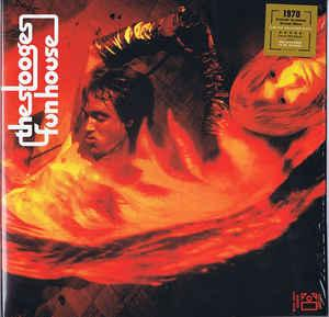 The Stooges - Funhouse lp (Elektra) ORANGE & BLACK WAX