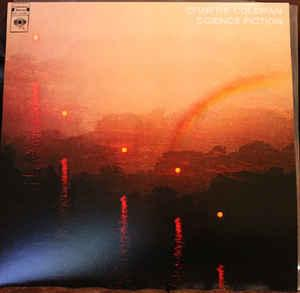 Ornette Coleman - Science Fiction lp (ORG Music/Sony)